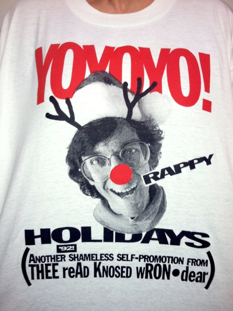 YOYOYO! t-shirt-LOW