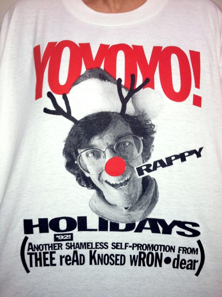 YOYOYO! t-shirt-LOW