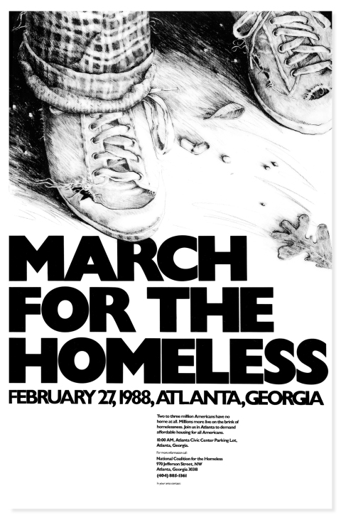 march for the homeless poster-LOW