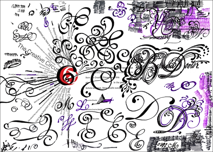 CERTIFICATE doodles 1B