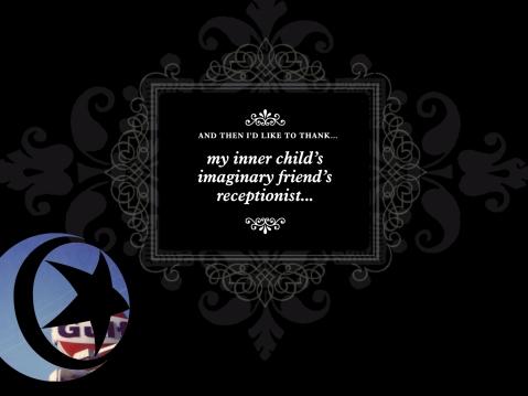 inner child's imaginary friend