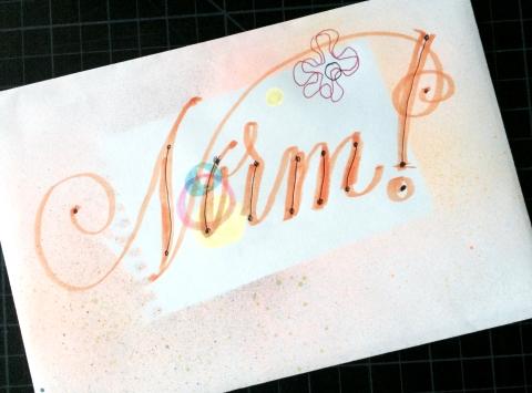NORM's envelope