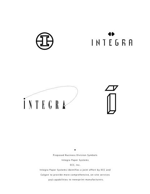 INTEGRA logos