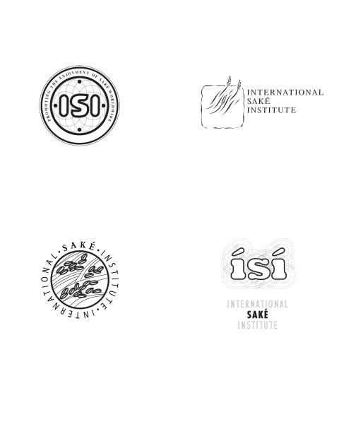 Saké logos
