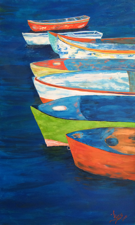 FINISHED BOATS-LOW